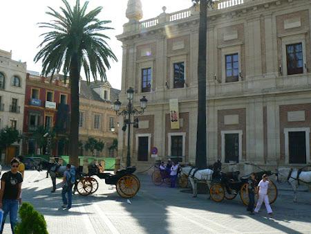 Obiective turistice Andaluzia: Arhivele Indiilor.JPG