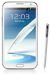 Samsung Galaxy Note 2 receives Android 4.1 Jelly Bean software update in Canada