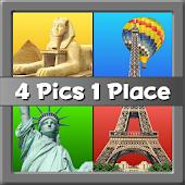 4 Pics 1 Place