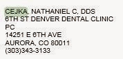 1404 Cejka-delta dental-aurora