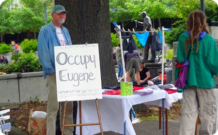 Occupy Eugene