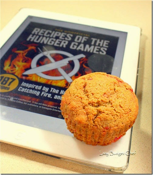 Hunger Games Haymitch Hangover Muffins