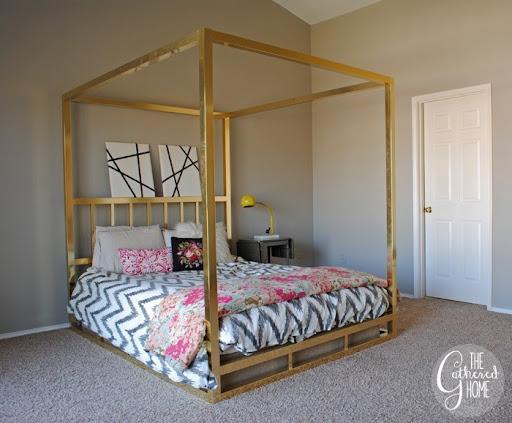 Stunning Master Bedroom After