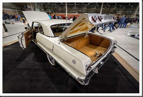 Mike Garner's 1963 Chevrolet Impala at Motorama