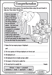 South african grade 4 measurement worksheets