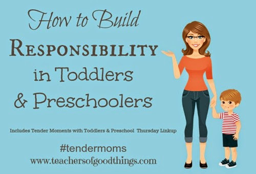 Teach Toddlers Responsibility