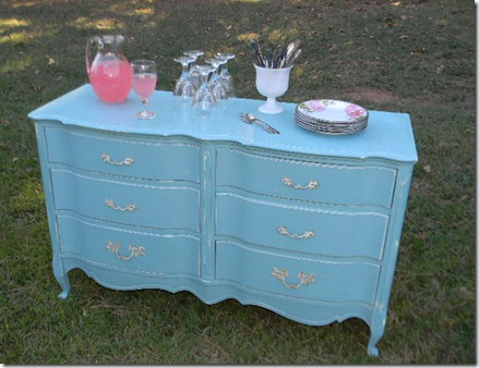 Pumpkin fest and blue dresser 086
