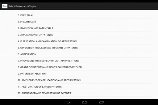 【免費教育App】Patent Agent Exam-APP點子
