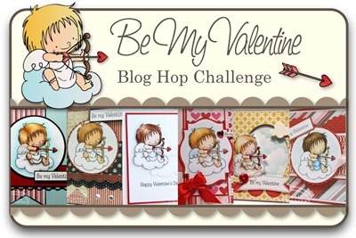 Be My Valentine Blog Hop Challenge