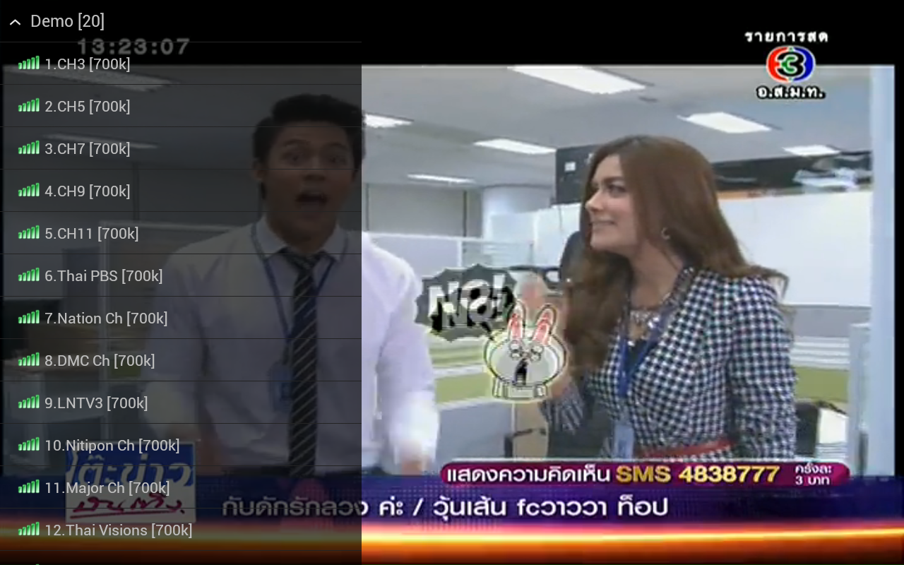 thai video gratis live stream gratis tv