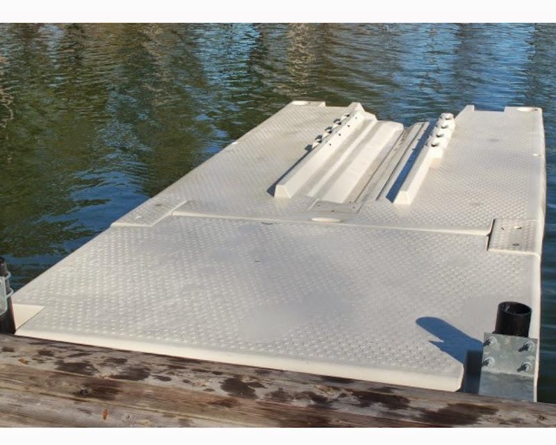 Roll N Ride Xl Floating Boat Dock Jet Ski Pwc Dock Ebay