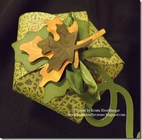 Leaf box from Artiste using Moonlight_close up