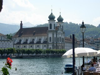 Eglise des Jésuites à Lucerne