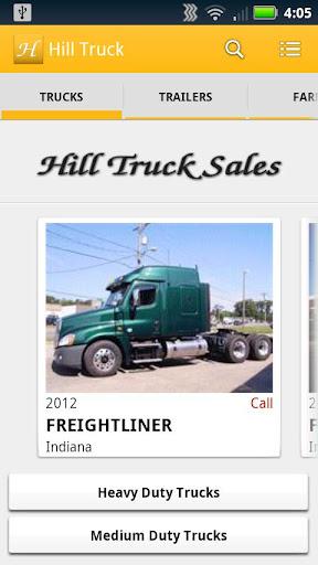 Hill Truck Sales