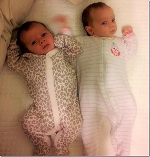 twins sleeper cuteness