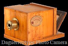 Daguerreotype-Photo-Camera