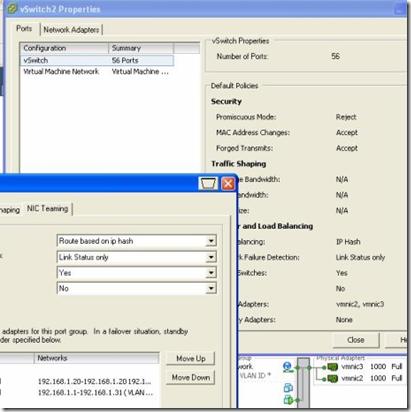 Juniper Aggregate Interfaces (LACP/No LACP)