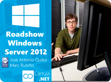 Roadshow Windows Server 2012
