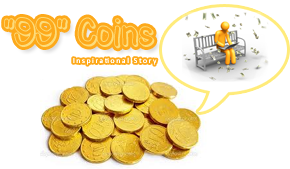 99 coins story