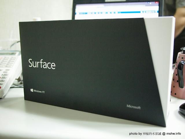 【數位3C】鎂合金設計的藝術品 @ Microsoft Surface RT 微軟平板電腦+Type Cover 實體按鍵保護蓋開箱 3C/資訊/通訊/網路 PDA 新聞與政治 硬體 開箱