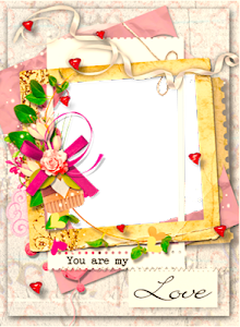 Romantic Photo Frames screenshot 2