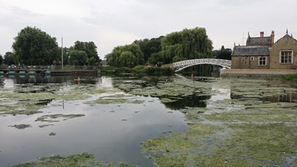 Godmanchester in July 2014