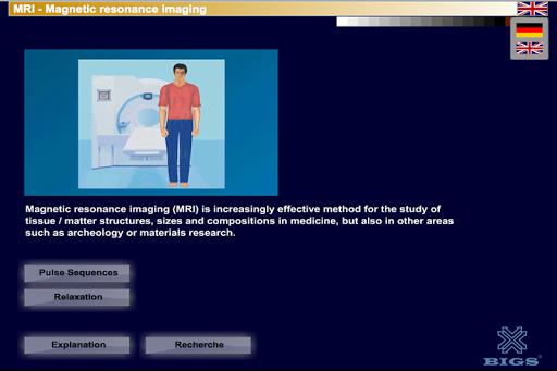MRI Relaxation + precession