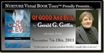 Gerald G Griffin Good and Evil Tour Banner
