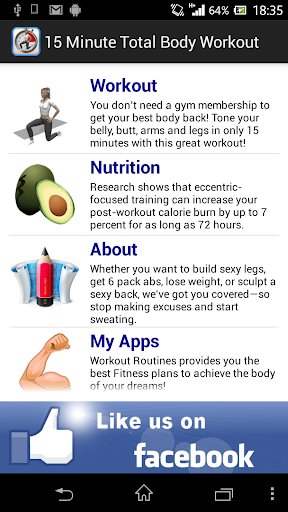 15Minute Total Body Toning Try