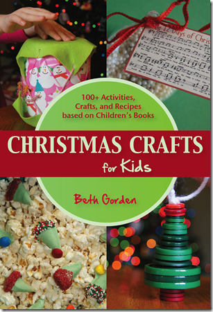 Christmas Crafts for Kids Cover