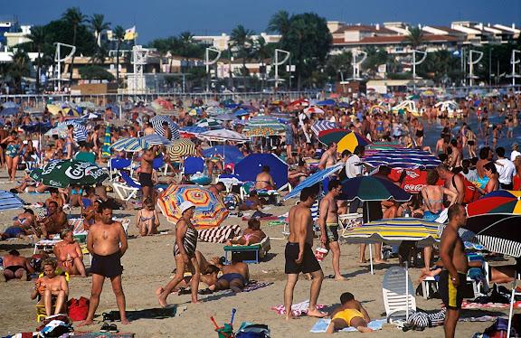 Platja del Regueral. Cambrils, Baix Camp, Tarragona 1999
