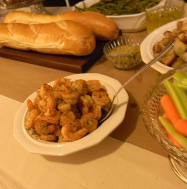 christmas party food 001