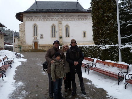 Obiective turistice Romania: manastire Bistrita