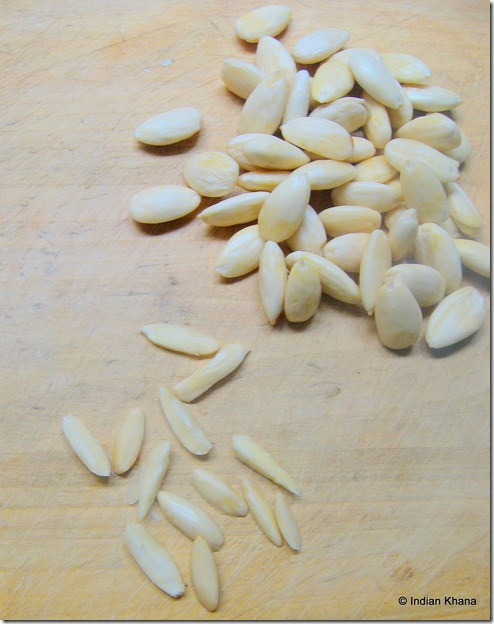 Blanched Almonds Recipes