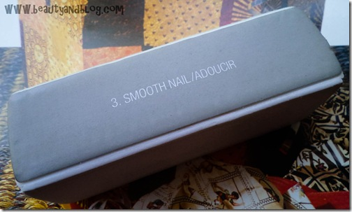 Review The Body Shop Nail Polishing Block