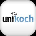 unikoch – Dein Mensaplaner logo
