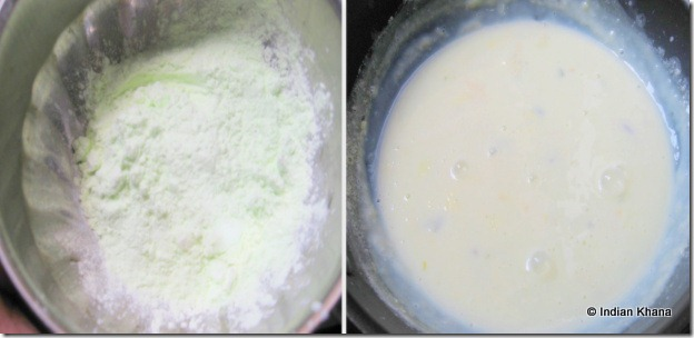 Custard Puding Recipe