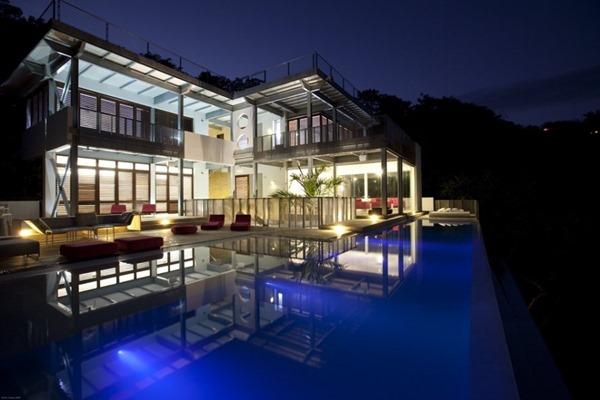 fachada-moderna-casa-torcida-de-spg-architects