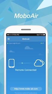 免費生產應用App|MoboAir - 云端,控制|阿達玩APP