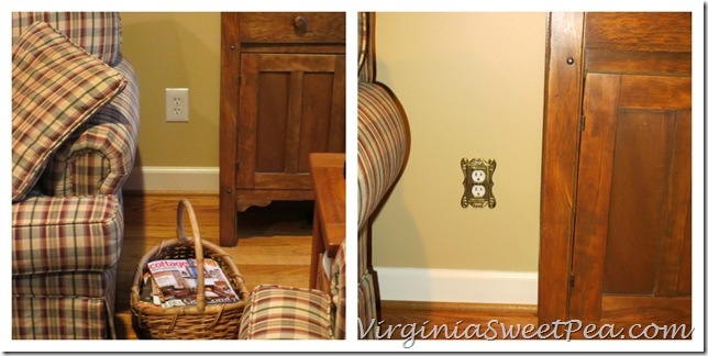 Virginia Metalcrafters Switchplate Before and After2