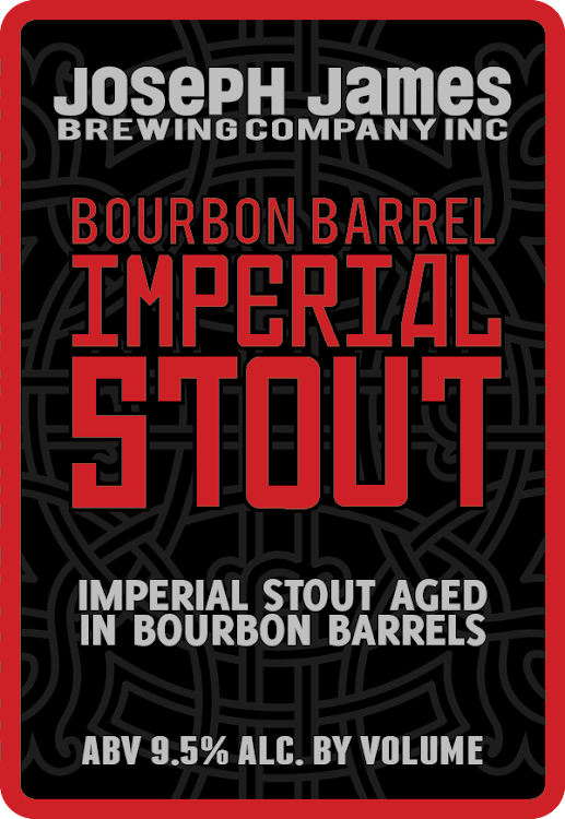 Logo of Joseph James Bourbon Barrel Russian Imperial Stout