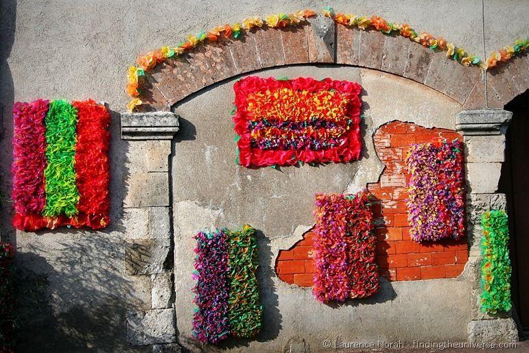 Felibre flower walls