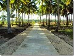 Tujuan Khusus dan Sasaran Khusus Program Pembangunan Infrastruktur Pedesaan
