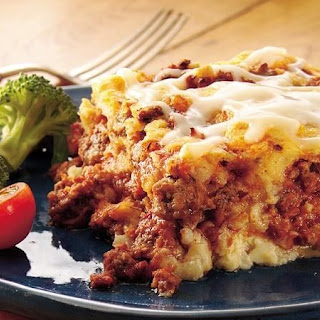 Speedy Lasagna Supper