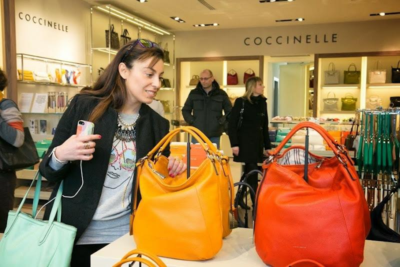 Serravalle-Designer-Outlet-con-Nintendo-fashion-bloggers-coccinelle