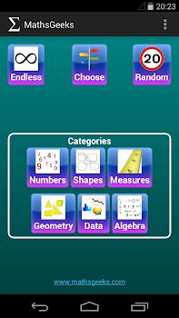 MathsGeeks GCSE Foundation