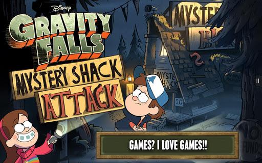 Gravity Falls Attack FREE