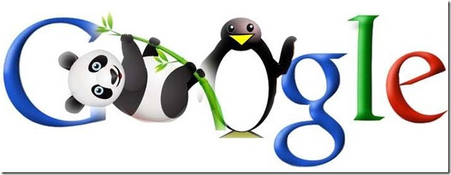 Protection from google panda effect