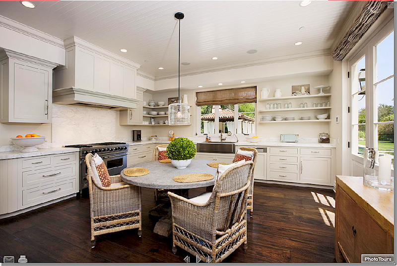 Kitchen Island Yes Or No cote de texas: white marble for the kitchen, yes or no?