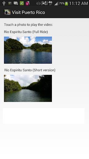 Visit PR: Rio Espiritu Santo